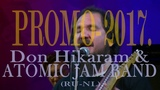 Don Hikaram &amp ATOMIC JAM BAND (RU - NL). PROMO-2017.