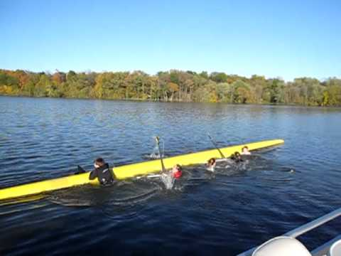 Rowers Flip a 4