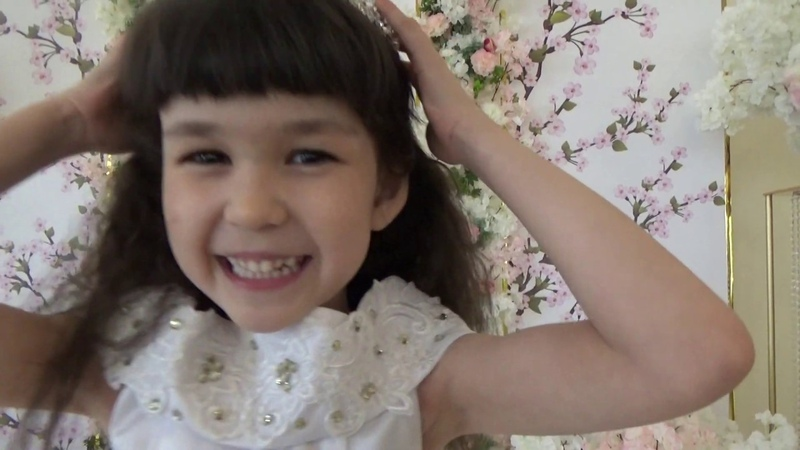 Mini miss Ailin Video for kids СВАДЬБА Айваза и Тансылу wedding