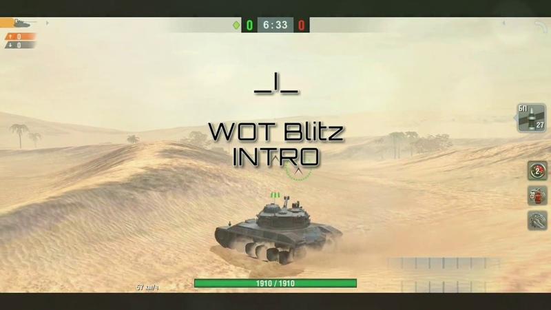 I WOT Blitz INTRO AMSTEL