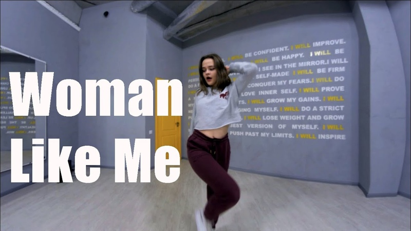 Little Mix - Woman Like Me feat. Nicki Minaj/ Sarang choreography