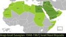 Araplar Neden İsrail'i Yenemiyor?| Arap-İsrail Savaşları