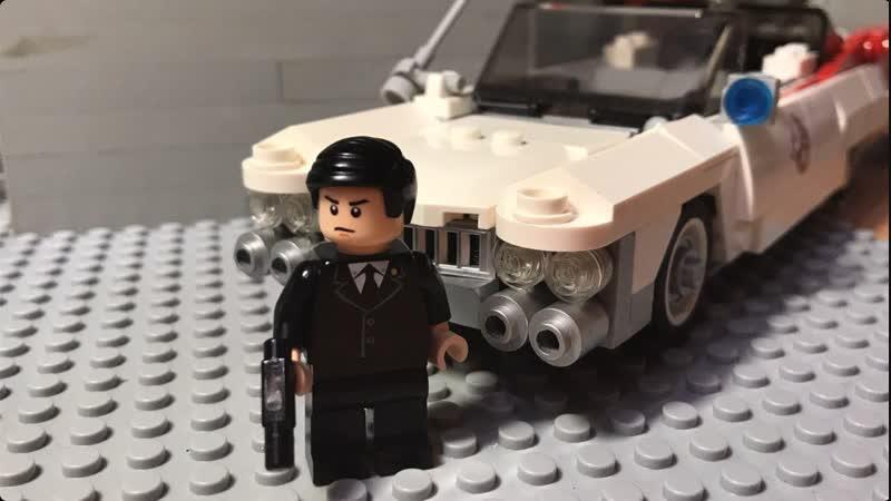 Записки Винсента Лего (2)