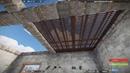 Как поставить решетчатый настил в Rust
