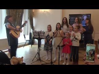 Песенка о песенке сл.Ю.Мориц, муз.СНикитин