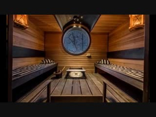 Дизайн и интерьер бани-Дачники
