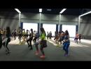 на фестивале зумбы танцевала 2 дня подряд-это было незабываемо!