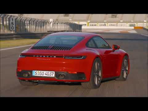 2019 porsche 911 Carrera 4S Guards Red Design