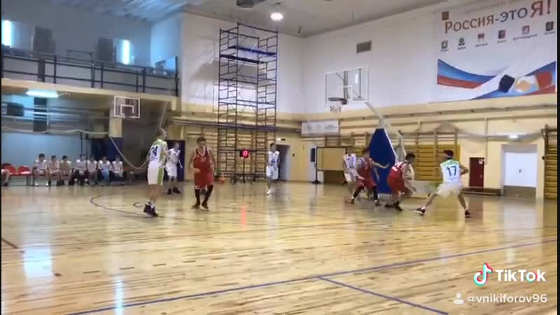 БК Лобня - Люберцы (Спартак)