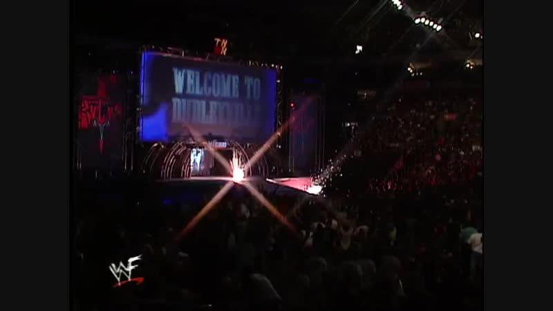 Undertaker Kane Vs Dudley Boyz - Tag Team Table Match - RAW 30.07.2001