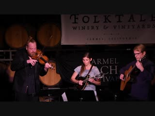 1043 (1) J. S. Bach - Concerto for 2 Violins in D minor, BWV 1043 1. Vivace - Fire & Grace & Ash - At Folktale Winery