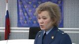 Прокуратура проводит проверку в Ижевске на женщину с крыши дома упал снег