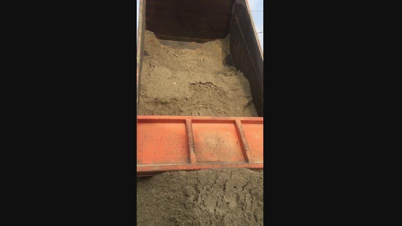 79781112937 Выгрузка морского песка в Бахчисарае.....