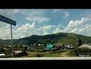 Республика Алтай Чуйский тракт Едем на Семинский перевал