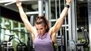 High Volume Back Workout Pauline Nordin Founder of Fighter Diet