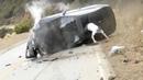 Жестокие аварии на дорогах. Аварии на видеорегистратор Car Crash Compilation