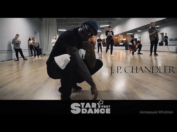 STAR'T DANCE FEST VOL 13/WORKSHOP/HIP-HOP/ J.P. CHANDLER