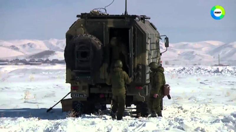 БПЛА 102-й российской базы в Армении/UAV at the 102nd Russian military base in Armenia
