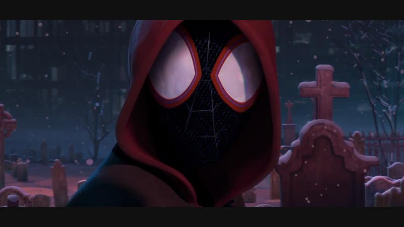 Человек-Паук: Через вселенные - первый трейлер (Cinema-Geek VK GROUP)