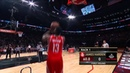 Three Point Contest: James Harden - Round 1   February 13, 2016   NBA All-Star 2016