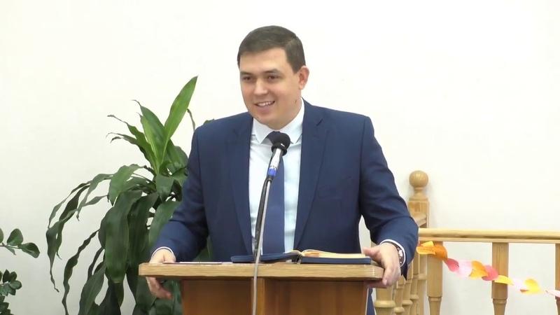 Проповедь: Рувим Кройтор (3.11.18.)