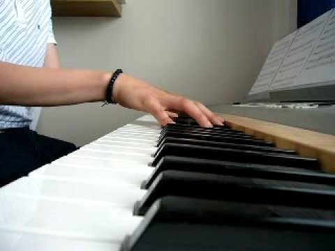 Linkin Park - Pushing Me Away (Live Piano Cover)