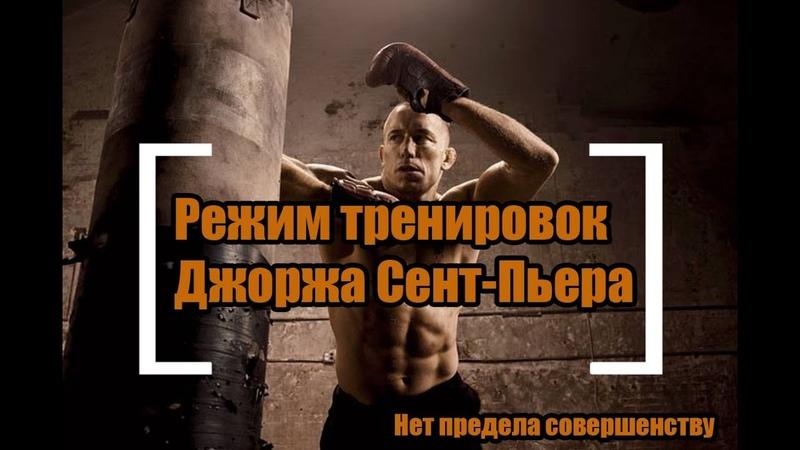 СЕКРЕТЫ ПОДГОТОВКИ ЧЕМПИОНОВ UFC: Джордж Сент-Пьер
