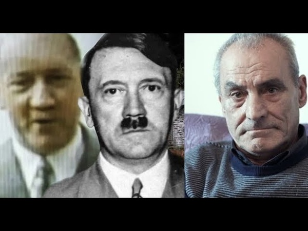 Argentina Alleged son of Adolf Hitler plans to write sequel to Mein Kampf