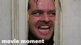 Сияние (1980) - Вот и Джонни! (67) movie moment