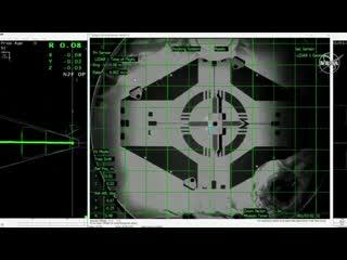 Корабль компании SpaceX Crew Dragon успешно пристыковался к Международной космической станции в автоматическом режиме