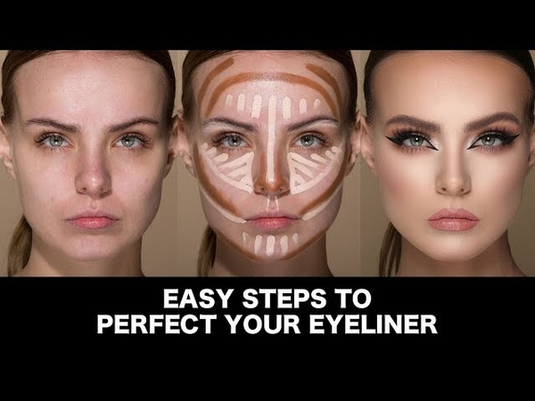 Easy Steps to Perfect Your Eyeliner by Samer Khouzami