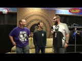 The Rise Guys interview SULLY from GODSMACK 9-21-2018 93.3 Birthday Bash w Shinedown