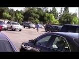 Justin Bieber ao telefone em Los Angeles, CA (1610)