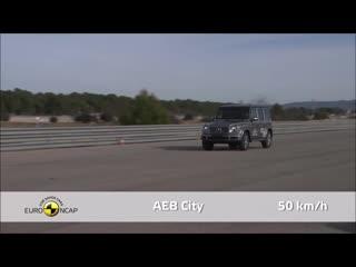 2019 Mercedes G-CLASS - CRASH TEST_00.mp4