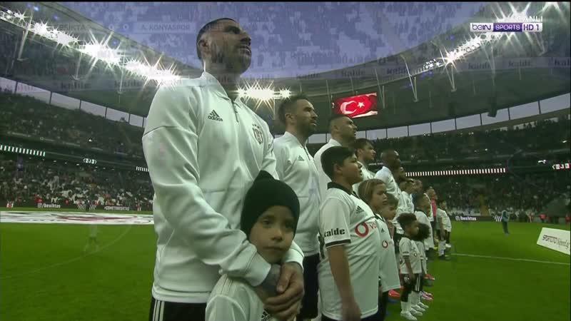 Ricardo Quaresma vs Konyaspor - Home HD 1080i 18-19