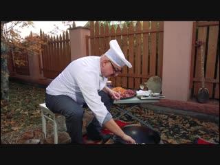 Мой самый лучший рецепт узбекского плова по-фергански на живом огне, со всеми по
