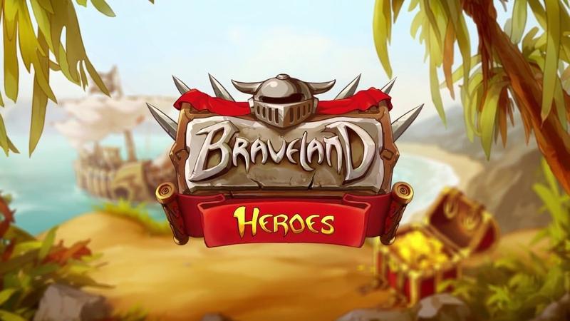 [Обновление] Braveland Battles Герои Магии - Геймплей   Трейлер