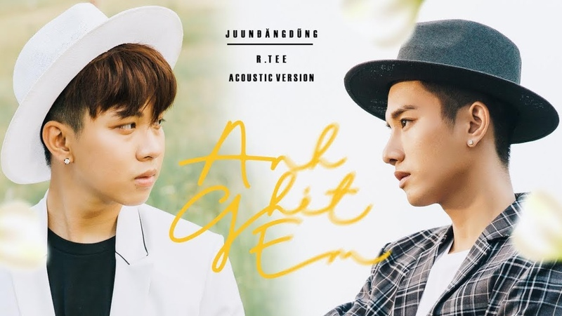 Anh Ghét Em (AGE) - I Hate You | Acoustic Version | JUUN Đăng Dũng x R.Tee | Official MV