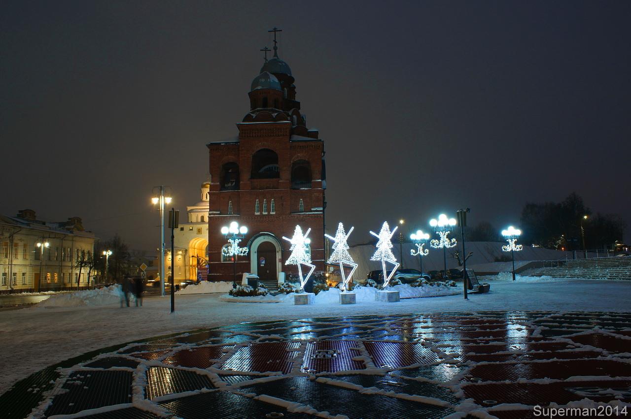 Новогодний Владимир