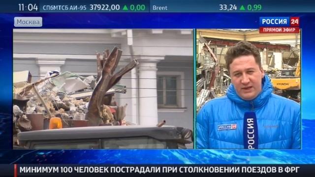 Новости на Россия 24 • Опасные объекты: самострой в Москве сносят 700 бульдозеров