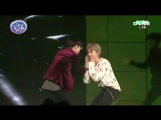 180928 Taeyong & Ten (NCT) @ Gangnam Festival 2018 Opening Ceremony