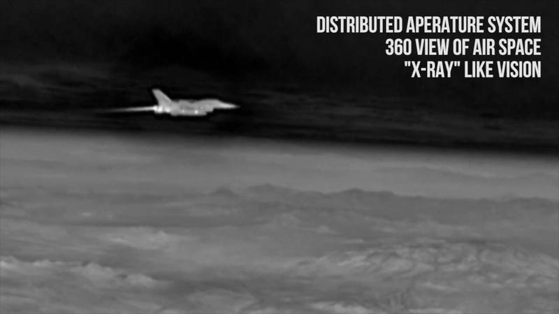 F 35 AVIONICS SUITE VIDEO