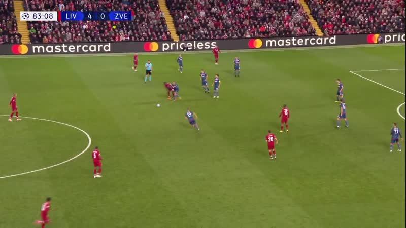 Liverpool Crvena Zvezda 2nd