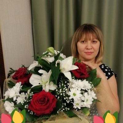 Алсу Галлямова