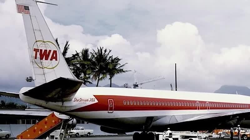 Convair 880-990 Coronado - стать быстрее всех