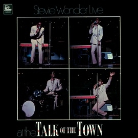 Stevie Wonder альбом Live At Talk Of The Town