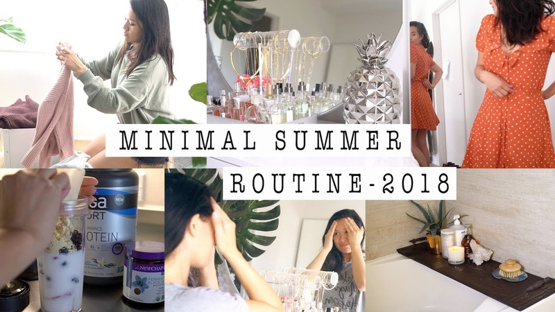 Minimalist Life: 5 Summer Lifestyle Skincare Tips to Help You Simplify