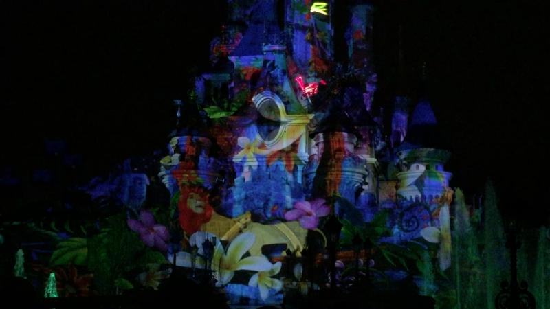 Disney Land Closing Show