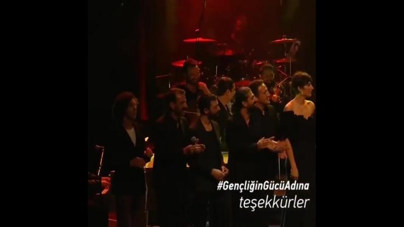 """Most Production'ın organizasyonuyla 2 Ekim Uniq Hall'de """"Ünlülerden Sezen Aksu Şarkıları"""" konserimizde gecenin yönetmenliğini ya"""