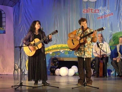 В АГО прошёл очередной Фестиваль поэзии и бардовской песни